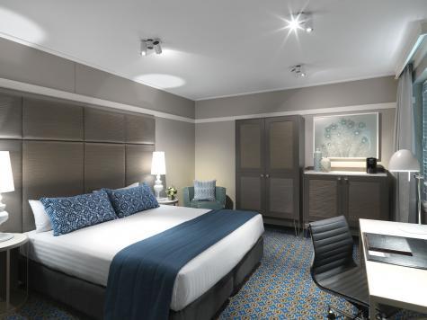 Classic Room - Hotel Kurrajong Canberra