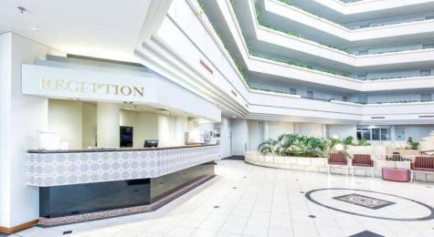 Reception - Hotel Lord Forrest Bunbury