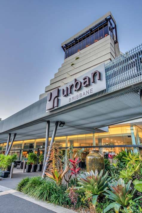 Exterior - Hotel Urban Brisbane