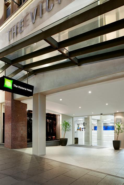 Exterior - ibis Styles Melbourne, The Victoria Hotel