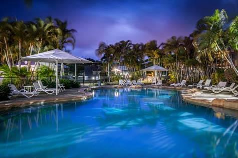 Pool - Ivory Palms Resort