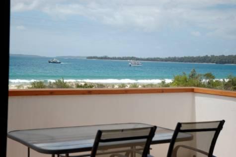 Beach House View - Jervis Bay Getaways