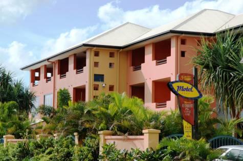 External - Kacy's Bargara Beach Motel