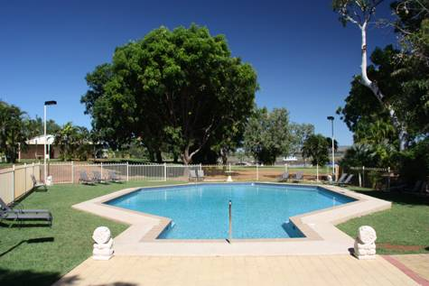 Pool - Kununurra Lakeside Resort
