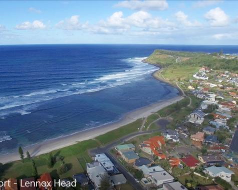 Lennox Head - Lennox Beach Resort