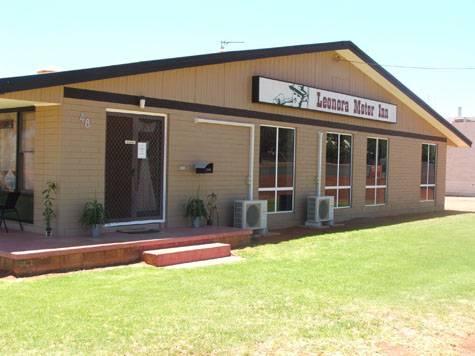 Exterior - Leonora Motor Inn