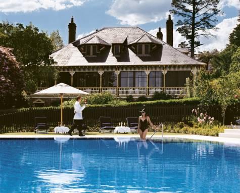 Pool - Lilianfels Blue Mountains Resort & Spa
