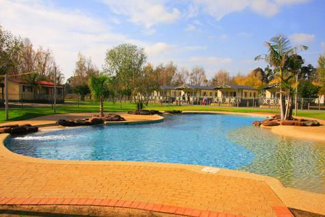 Pool - Discovery Parks Moama Maidens