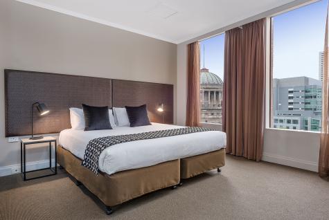 1 Bedroom Apartment - Mantra on Little Bourke