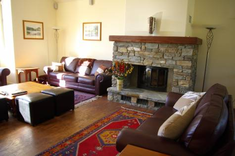 Maple Lodge Guest lounge - Maple Lodge