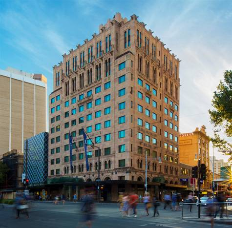 Exterior - Mayfair Hotel Adelaide