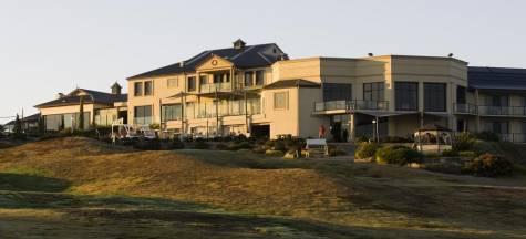 Exterior - McCracken Country Club