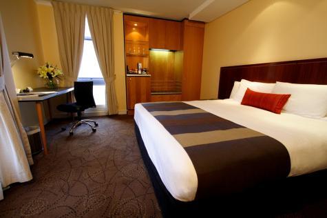 Mercure Superior Room - Mercure Brisbane King George Square