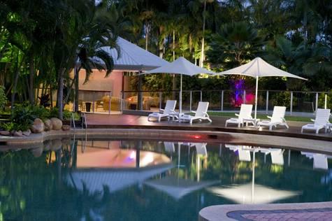 Pool - Mercure Townsville