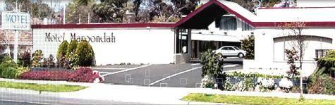 Exterior - Motel Maroondah