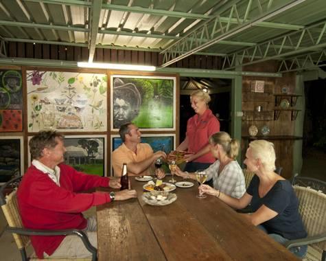 Dining - Mt Hart Homestead