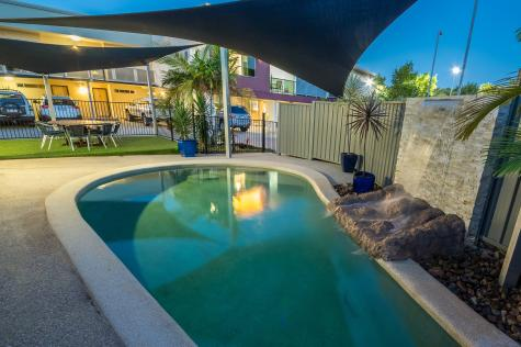 Pool - Nambour Heights Motel