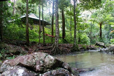 Exterior - Narrows Escape Rainforest Retreat
