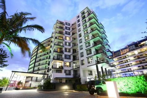 Building Exterior - Neptune Resort