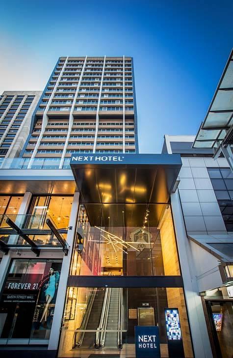 Exterior - NEXT Hotel Brisbane