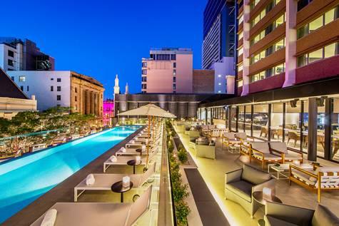 Pool - NEXT Hotel Brisbane