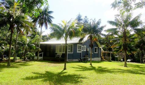 Anson Bay Lodge - Norfolk Island Holiday Homes