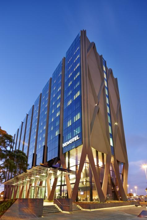 Exterior - Novotel Auckland Airport