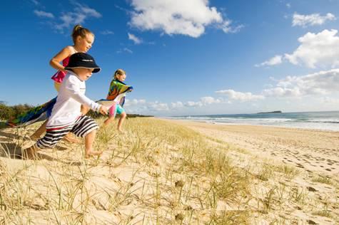 Beach - Novotel Twin Waters Resort Sunshine Coast
