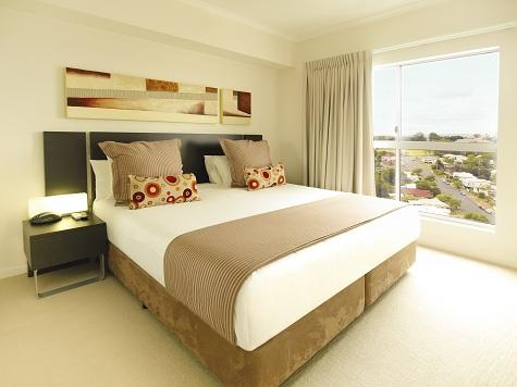 Bedroom - Oaks Aspire
