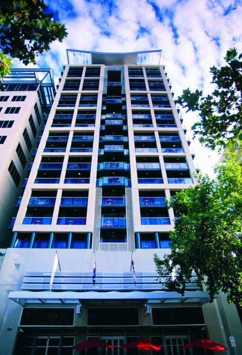 External - Oaks Horizons Adelaide