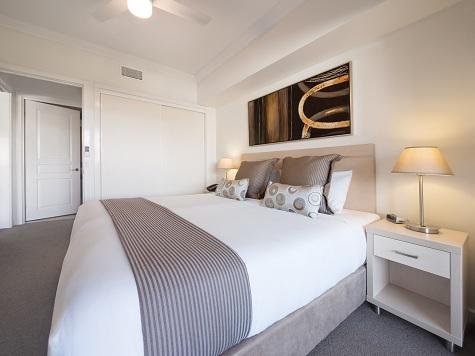 Bedroom - Oaks Mews