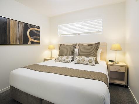 2Bed Bedroom - Oaks Middlemount