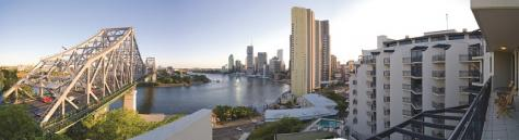 View - Oakwood Hotel & Apartments Brisbane