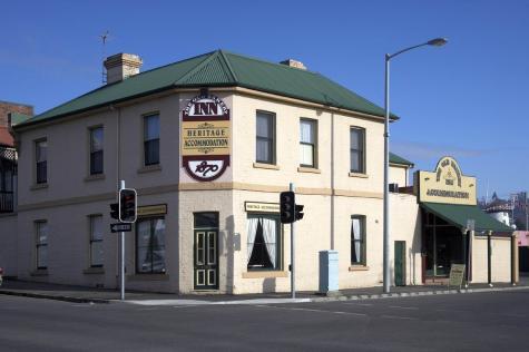 Old Bakery Inn external - Old Bakery Inn
