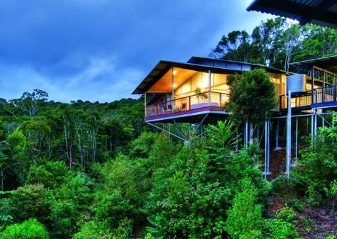 2 Bedroom exterior - O'Reilly's Mountain Villas
