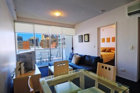 1 Bedroom Apartment - Oxygen Apartments