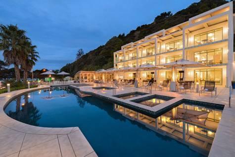 Exterior - Paihia Beach Resort and Spa