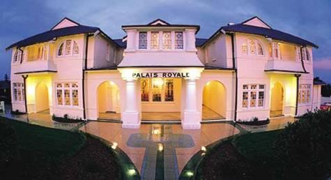 Palais Royale external - Palais Royale