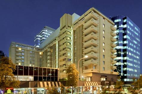 Exterior - Parmelia Hilton Perth