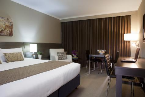 Deluxe Room - Pavilion on Northbourne