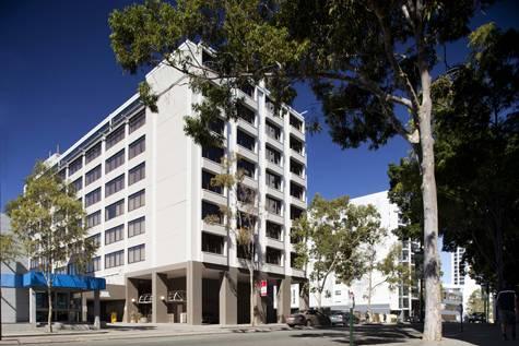 Exterior - Quality Hotel Ambassador Perth