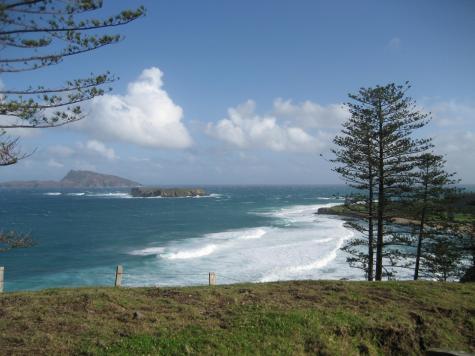 Norfolk Island - Pinevalley Apartments