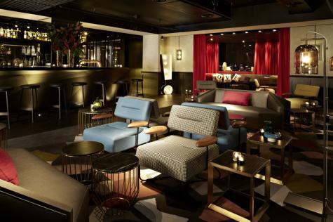 Gilt Lounge - QT Sydney