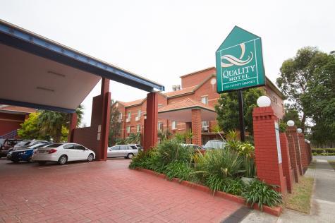 Exterior - Quality CKS Sydney Airport Hotel