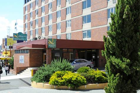 Exterior - Quality Hobart Midcity Hotel