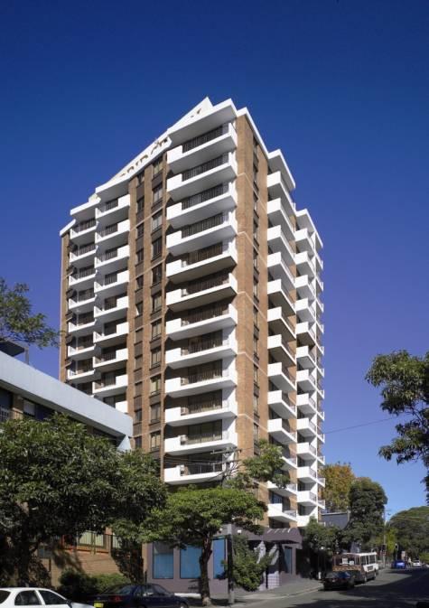 Exterior - Cambridge Hotel Sydney