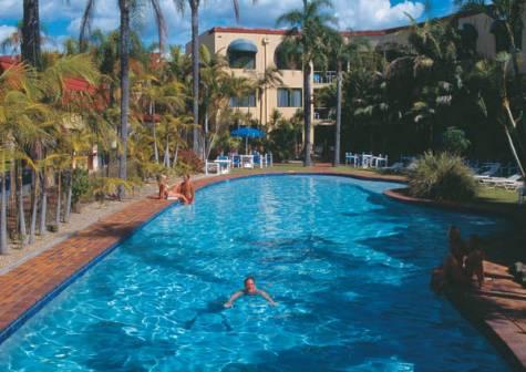 Pool - Quality Hotel Mermaid Waters