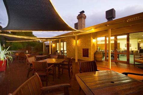 Deck - Quality Inn Margaret River