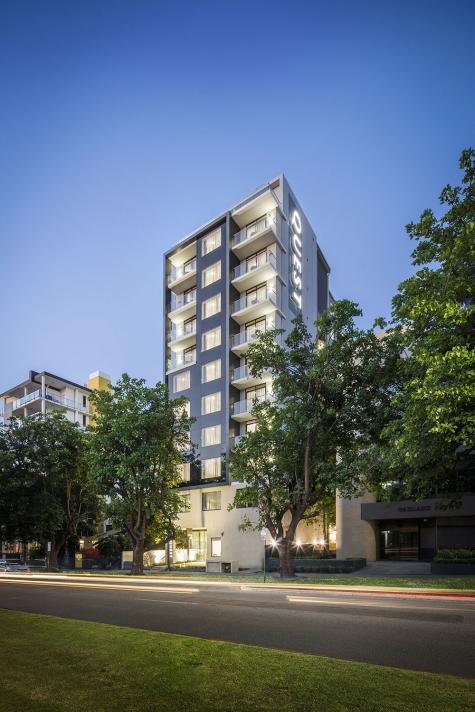 Building - Quest West Perth