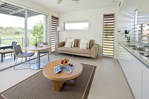 1 Bedroom Sanctuary Apartment - RACV Noosa Resort